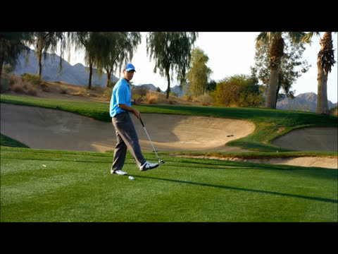 "Gravity Golf Short Game Lesson – ""The Pre-set"""