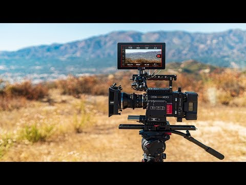 SmallHD Cine 7 Camera Control Kit for RED DSMC2