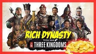 Total War Three Kingdoms Cheat Engine 🔴 Unlimited Money