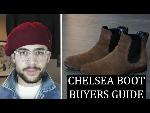 Chelsea Boot Buying Guide | Best Boots for Men