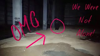 Abandoned Factory Exploration ( GONE WRONG ) We Were Not Alone!!!