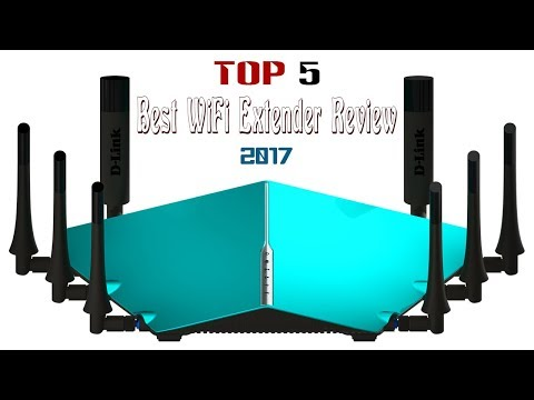 Top 5 Best WiFi Extender Review 2017: Best WiFi Repeater Review(Latest Update)