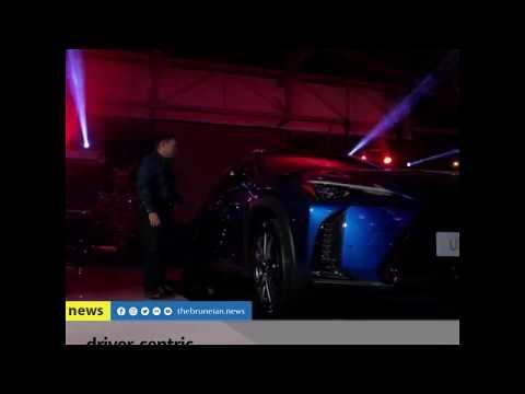 NBT unveils compact crossover Lexus UX