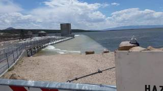 Pathfinder Reservoir Spill-Over 5/30/2016