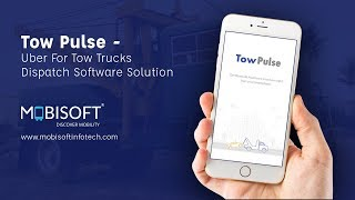 Tow Pulse - Uber For Tow Trucks Dispatch Software Solution