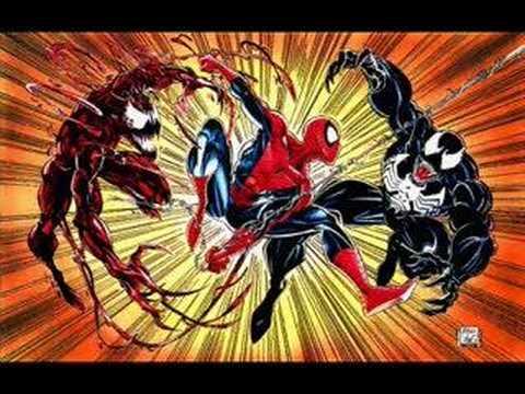 spider man theme - aerosmtih