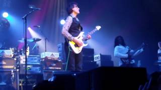 Steve Vai at G3 Amsterdam HD Close shoot - Audience Is Listening + Animal