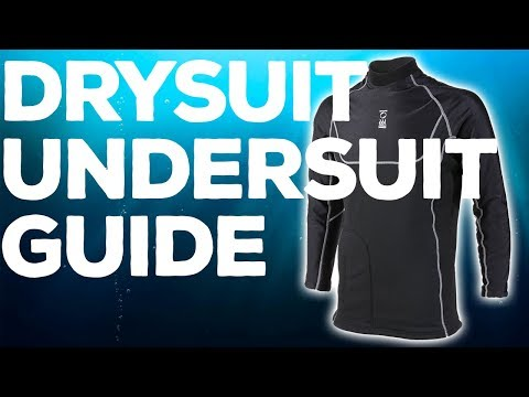 Drysuit Undersuit Guide