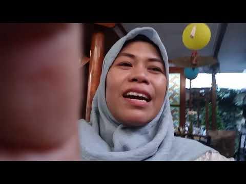 Keseruan Silahturahmi KB & Syukuran Pernikahan Hermini di Kedai Sirih Merah