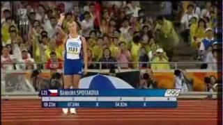 Památné momenty českého sportu