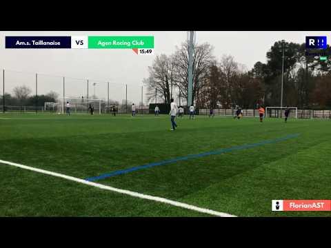 [15/12/18] Coupe LFNA U17 : AST 2-5 SU Agen (by Rematch)