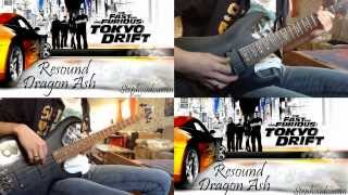 Resound - Dragon Ash ( Guitar & Bass Cover )