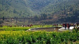 preview picture of video '安宁牧羊村 「金色螳川」牧羊湖景区'