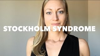 Stockholm Syndrome AKA Trauma Bonding In Narcissistic Abuse