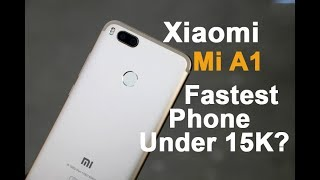 Xiaomi Mi A1 unboxing and quick review