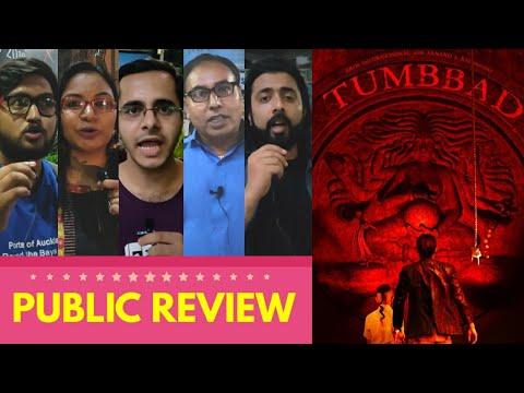 TUMBBAD Movie Public Review | India's Best Mystery & Horror Film | Soham Shah | Anand L Rai