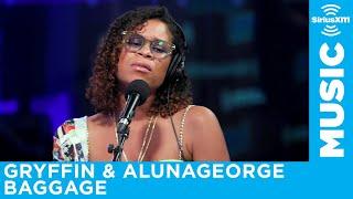 Gryffin & AlunaGeorge - Baggage [LIVE @ SiriusXM]