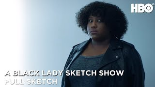 A Black Lady Sketch Show: Invisible Spy (Full Sketch) | HBO