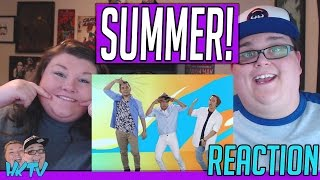 ABS-CBN Summer Station ID 2017 'Ikaw Ang Sunshine Ko, Isang Pamilya Tayo' Lyric Video REACTION!!