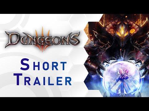 Dungeons 3 - Short Trailer (US) thumbnail
