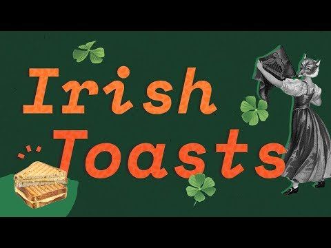 The Best Irish Toasts on St. Patrick's Day