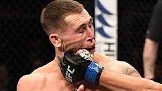 ТОП-5 Мартовских НОКАУТОВ UFC