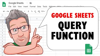 How to Use Google Sheet's QUERY Function - SELECT, WHERE, LIKE, GROUP BY, PIVOT