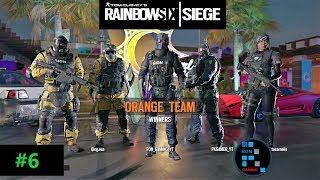 [Hindi] Rainbow Six Siege   Amazing Victory With Twitch Shock Therapy#6
