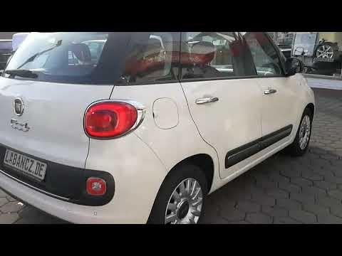 Video Fiat 500L Pop Star. S & S.EU 5. Extras.1 a Zustand