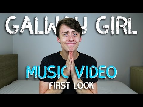 Ed Sheeran | Galway Girl Music Video (First Look) (видео)