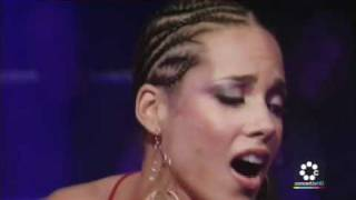 Alicia Keys - I never can say goodbye- Jools Holland