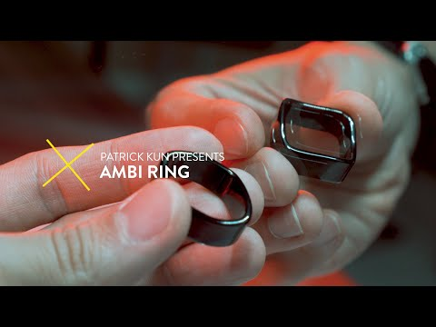 AMBI RING by Patrick Kun