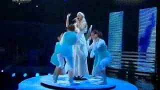 Eurovision Song Contest 2011 Ukraine - Mika Newton - Angel
