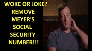 Revoke Richard C. Meyer's Social Security Number Because It ALMOST Current YEAR!!! - What?