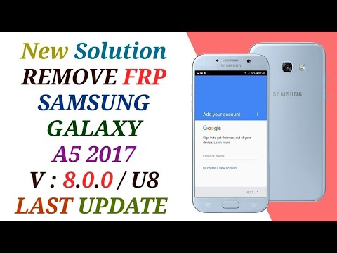 Samsung A520f Frp Bypass Without Pc