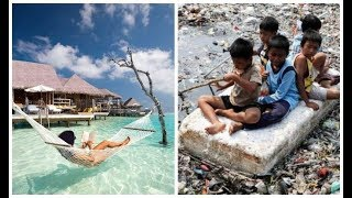 Мусорный остров на Мальдивах ежедневно разрастается на 1 км. метр. Вот чем это грозит