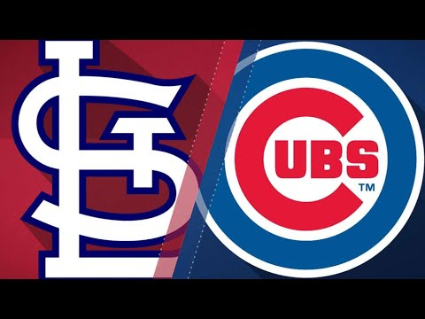 Cubs use seven-run 6th to take down Cards: 9/15/17