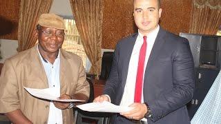 EMPSI s'est officiellement implantée en Guinée Revenons sur ces moments solennels en images