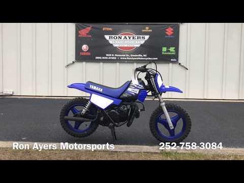2019 Yamaha PW50 in Greenville, North Carolina - Video 1
