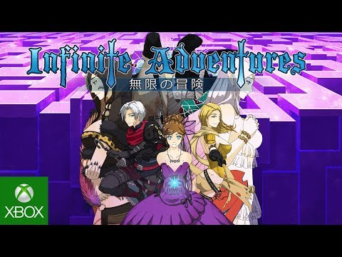 Infinite Adventures – Launch Trailer