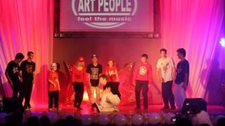 Школа танца ART PEOPLE   Jam  24 мая Отчетник