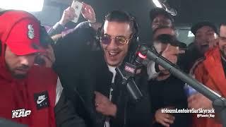"""[Exclu] Heuss L'enfoiré """"Aristocrate"""" #PlanèteRap"""