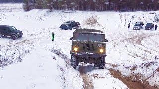 НЕВЕРОЯТНО!! Subaru проходимее ШИШИГИ??? Битва Патриот ПРОТИВ Jeep Grand Cherokee!