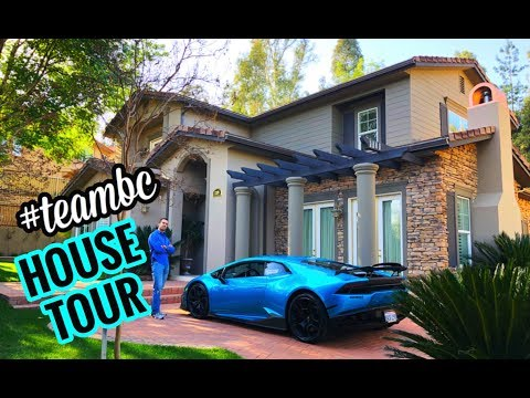 MY NEW HOUSE!! EXCLUSIVE TOUR