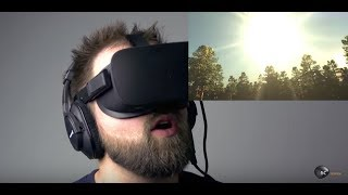 VR: Turps Experiences An Asteroid Strike! | Asteroid Day 2017