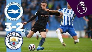 Brighton 3-2 Man City Pekan 37