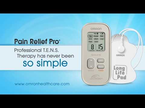 How To Use The Pain Relief Pro TENS Unit