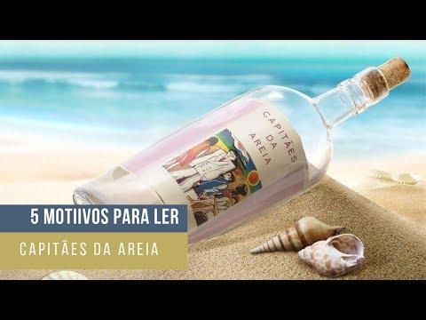 5 motivos pra ler: Capitães da Areia - Jorge Amado #MEA16