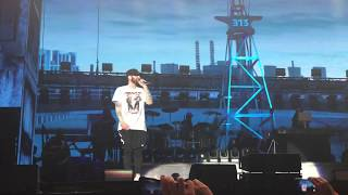 Eminem - My Name Is, The Real Slim Shady, Without Me (Abu Dhabi 25.10.2019)