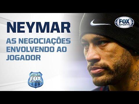 Real Madrid ou Barcelona: Qual será o destino de Neymar?